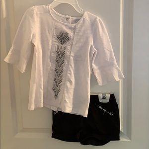 Toodler TAHARI outfit